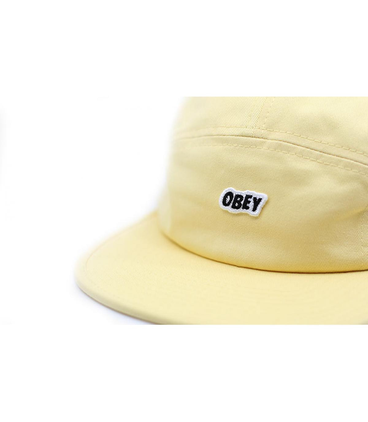 Détails Sleeper 5 Panel pale yellow - image 3