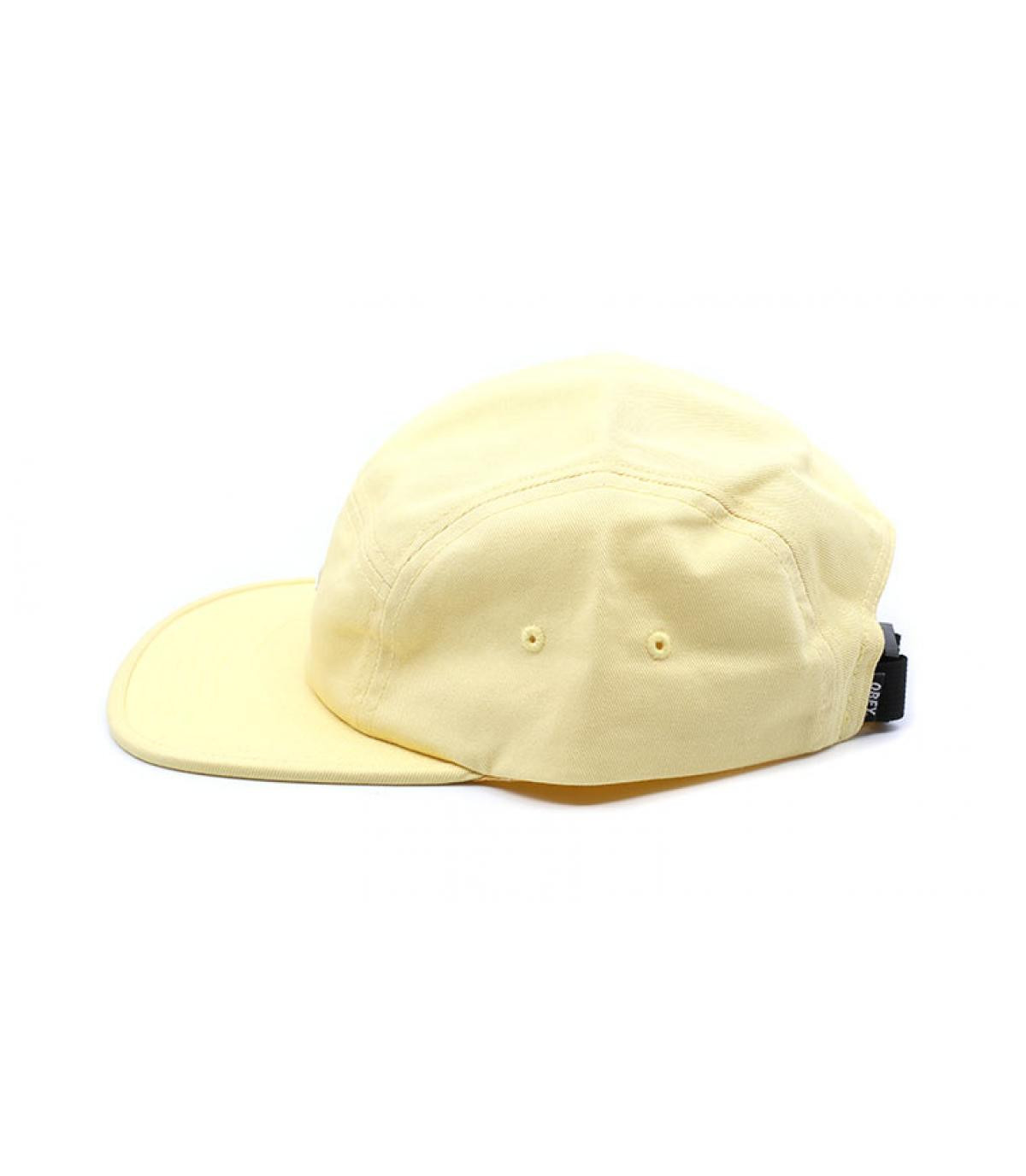 Détails Sleeper 5 Panel pale yellow - image 4