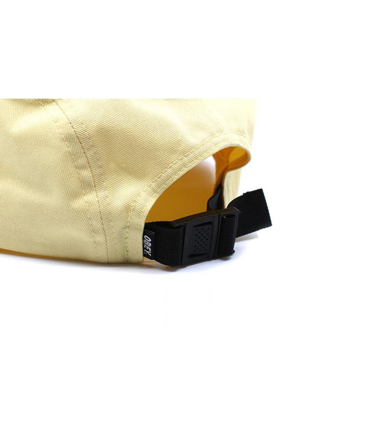 Détails Sleeper 5 Panel pale yellow - image 5