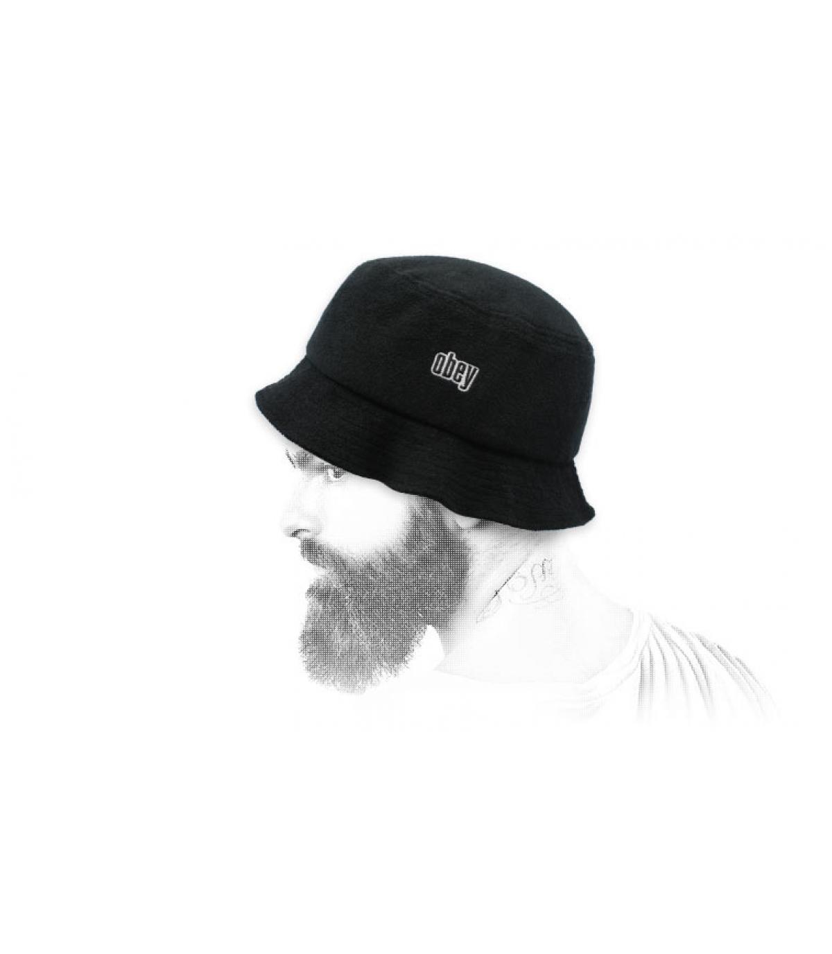 bob Obey noir