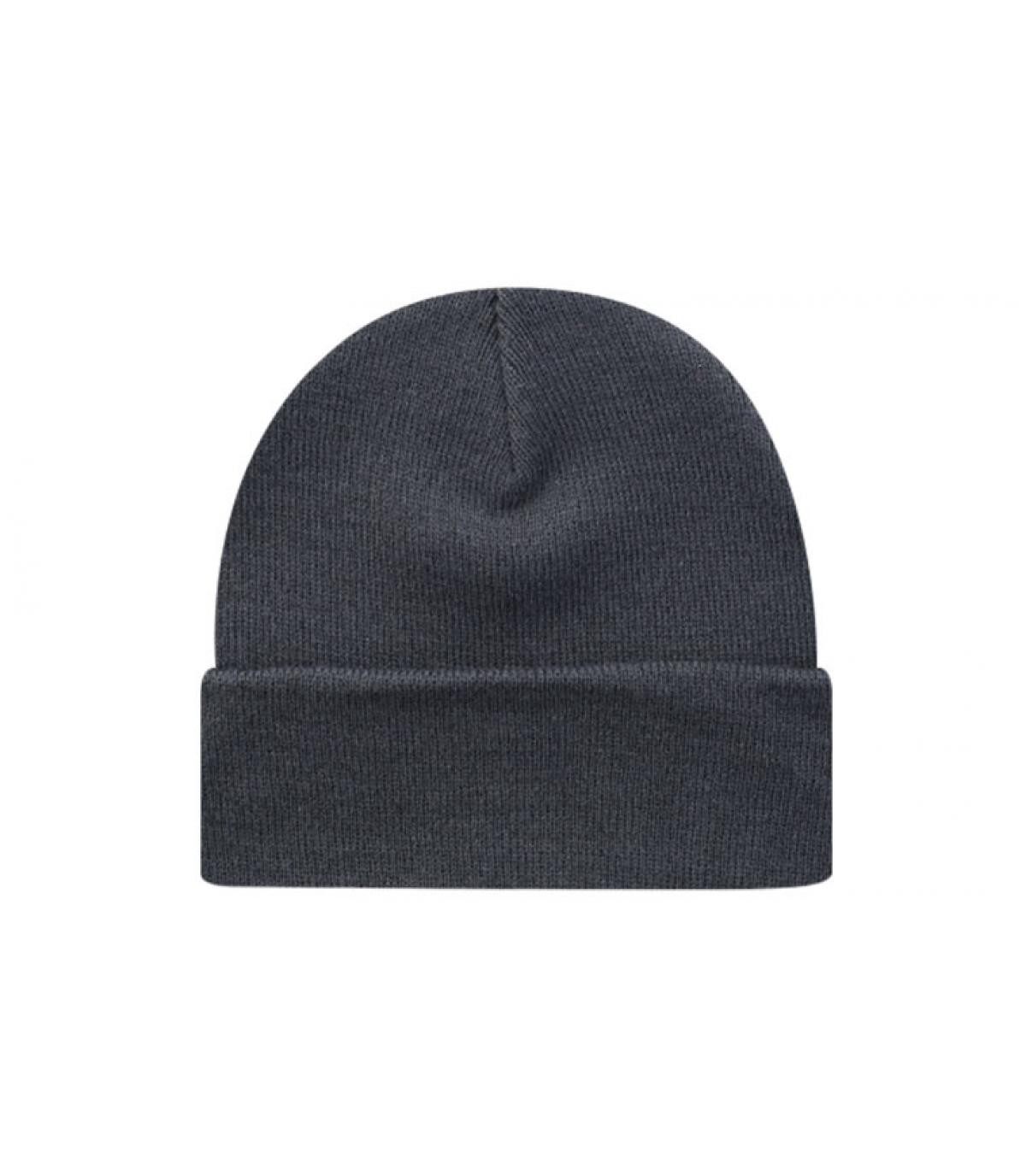bonnet blank charcoal