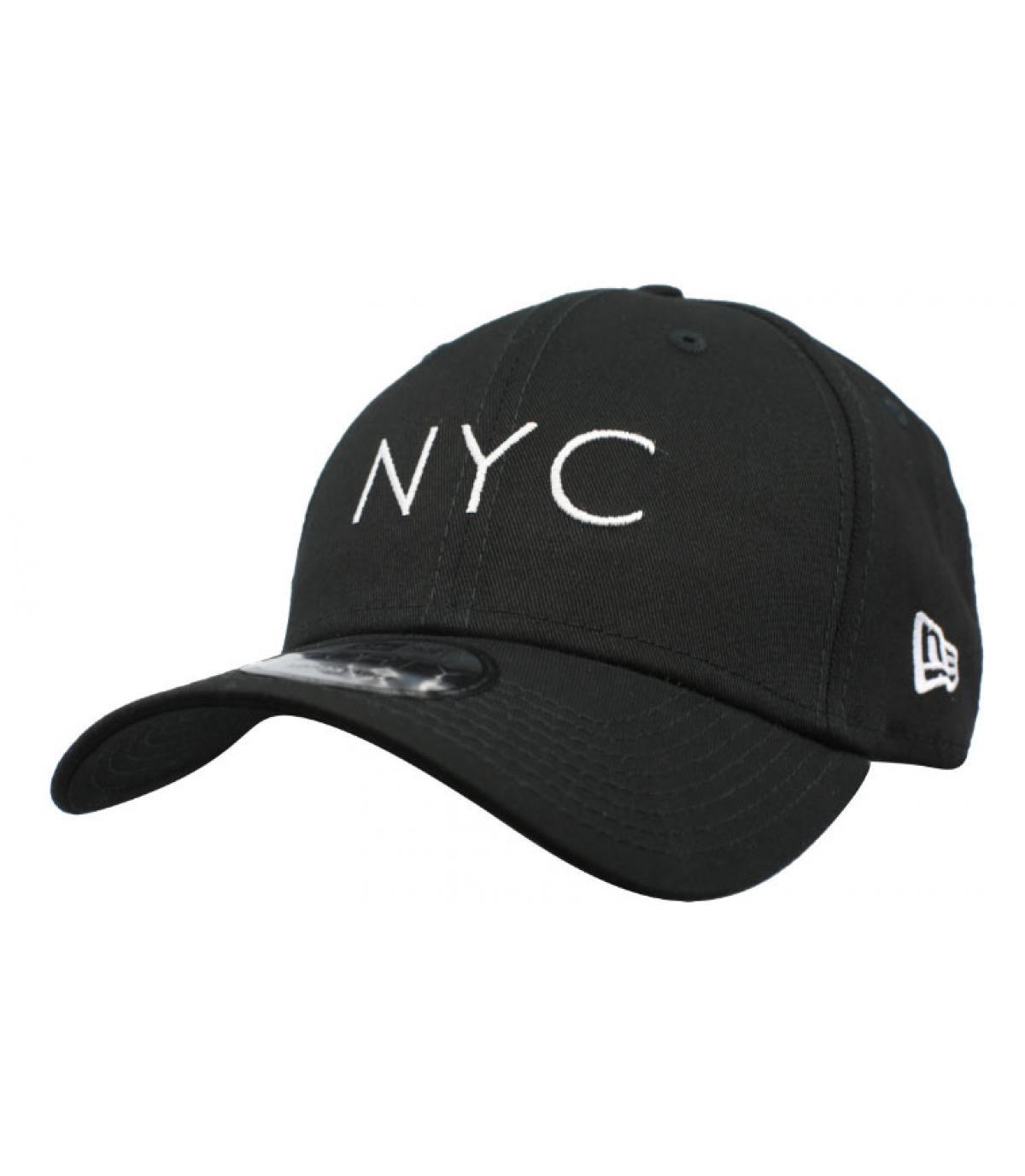 casquette NYC noir