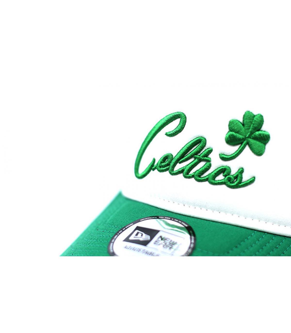 Détails Trucker Celtics Color block - image 3
