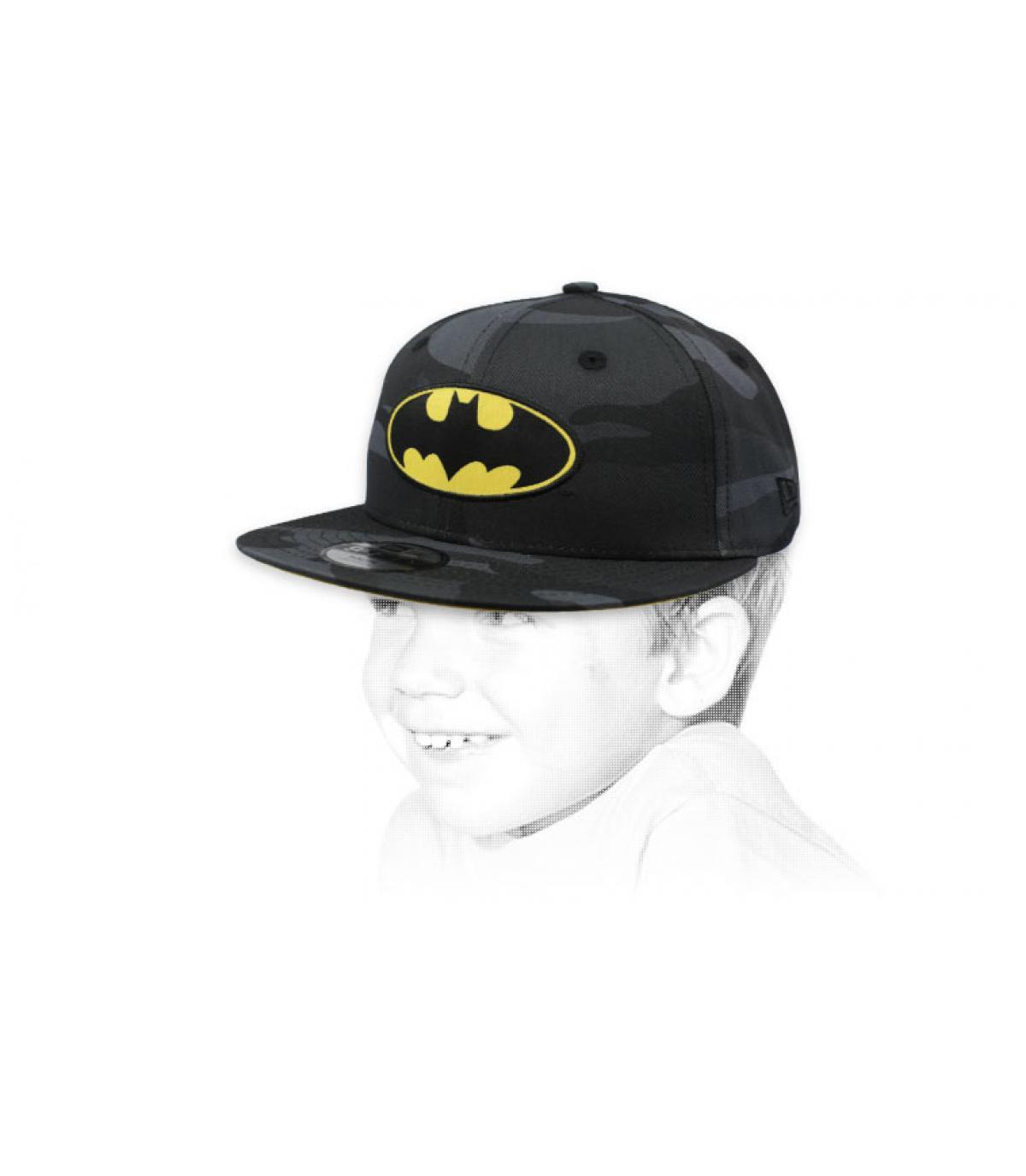 casquette Batman enfant