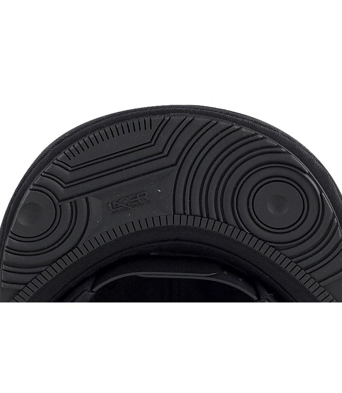 Détails Snapback Lacer black sole - image 4