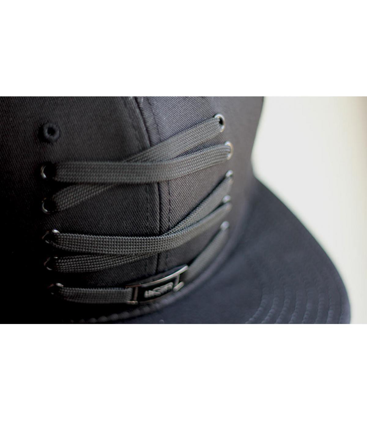 Détails Snapback Lacer black sole - image 6