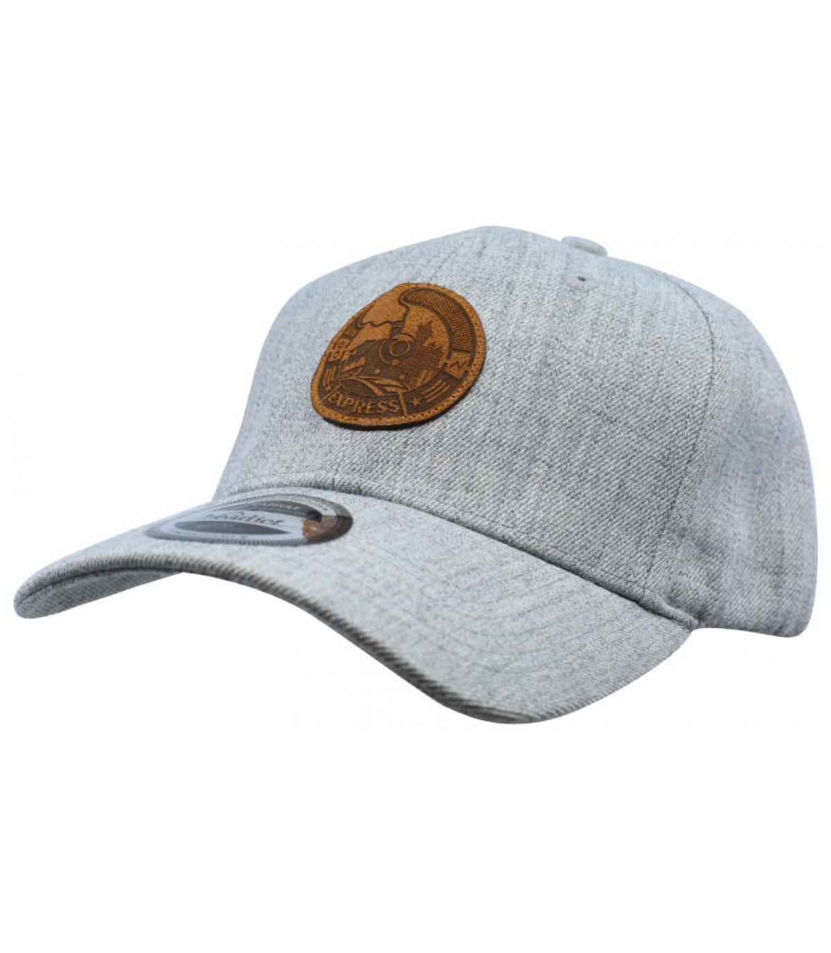 casquette Express gris