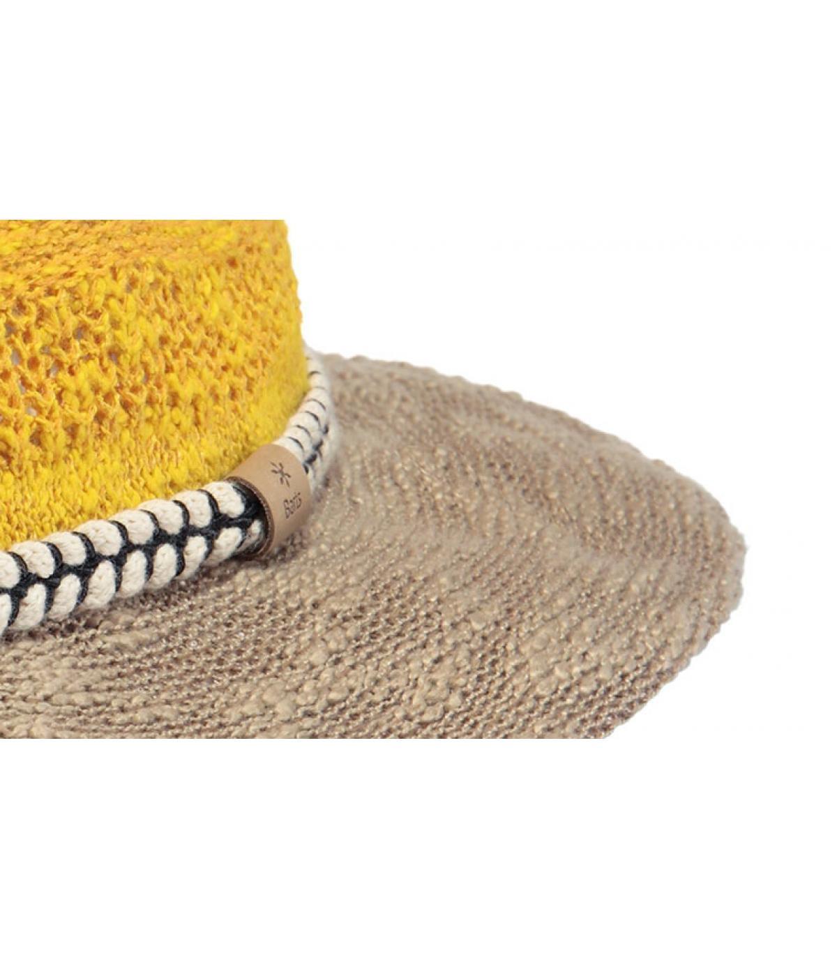 Détails Ortega yellow - image 3