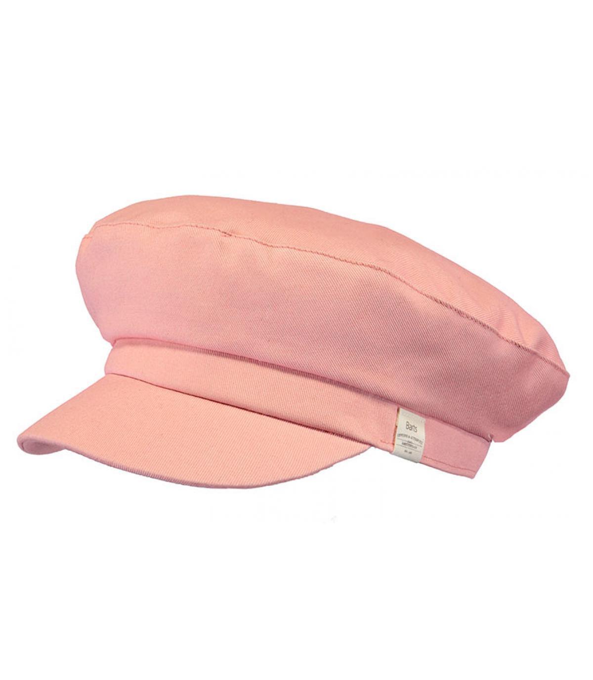 casquette marin rose