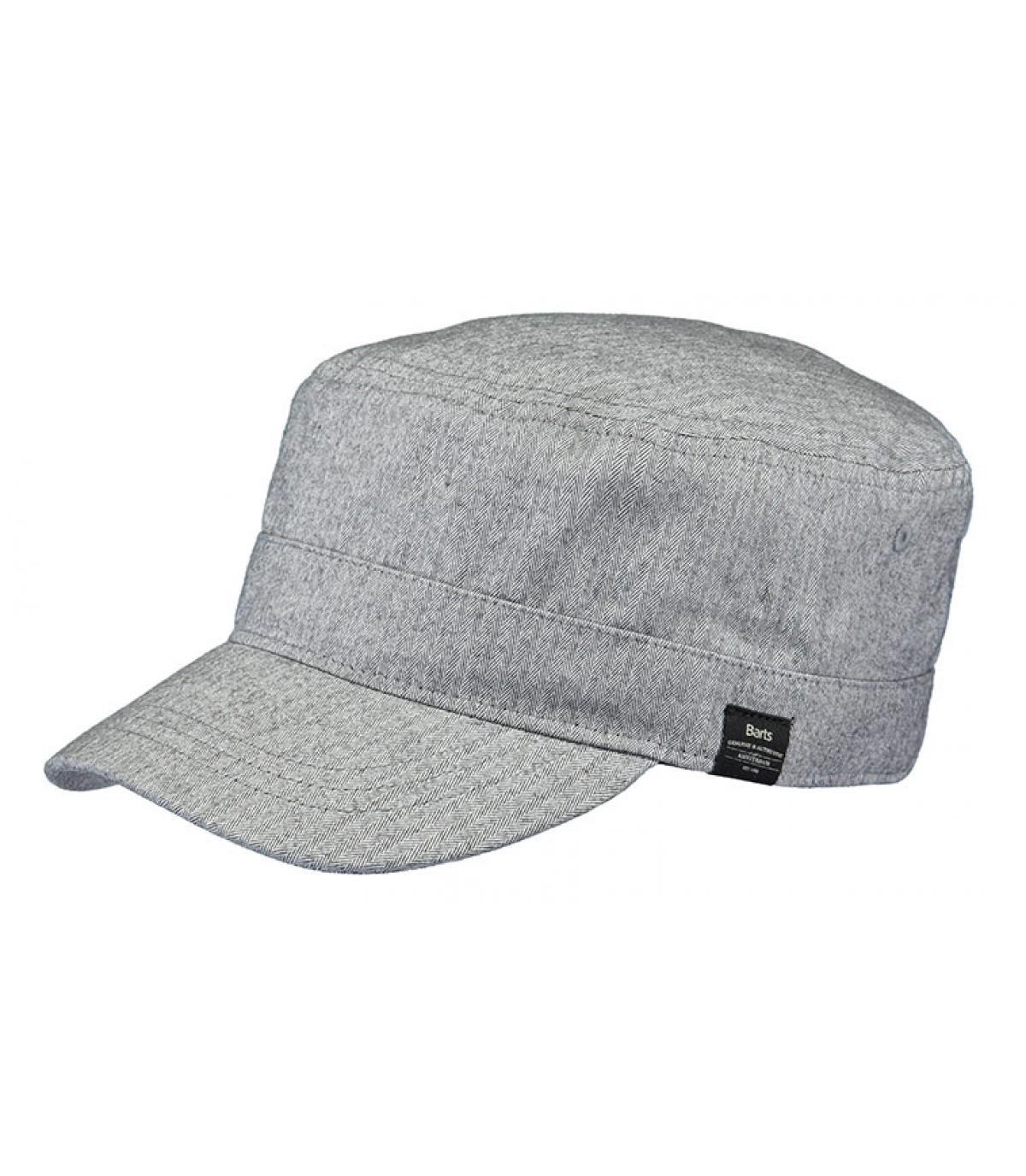 casquette army gris