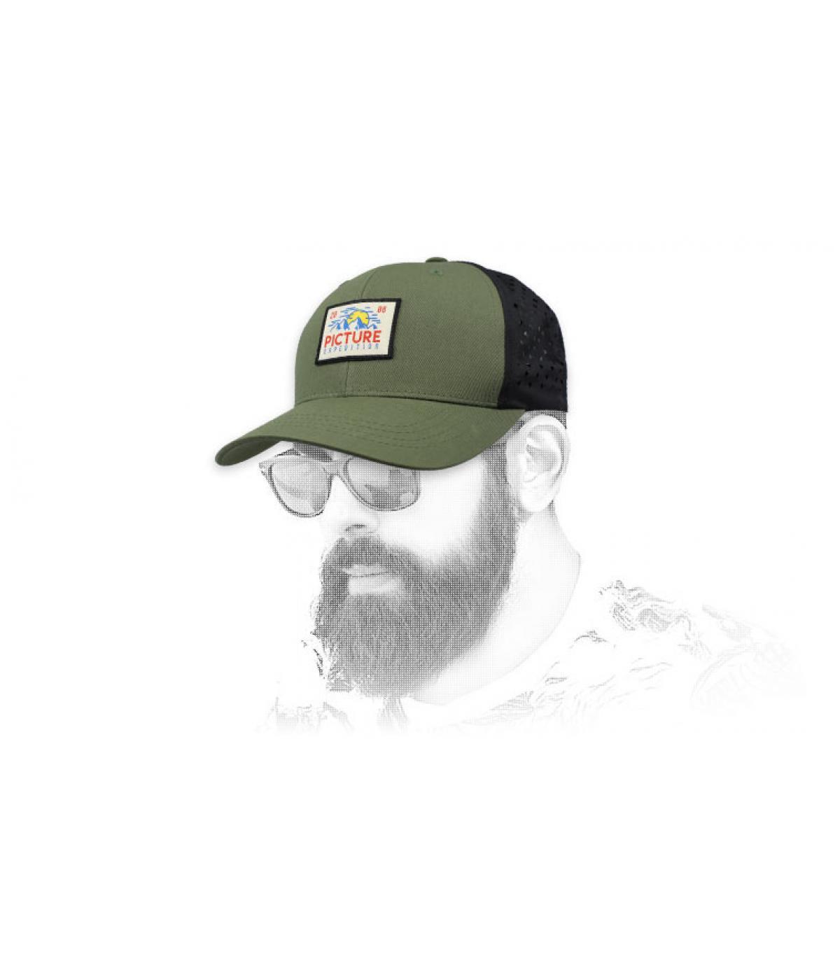 trucker Picture vert