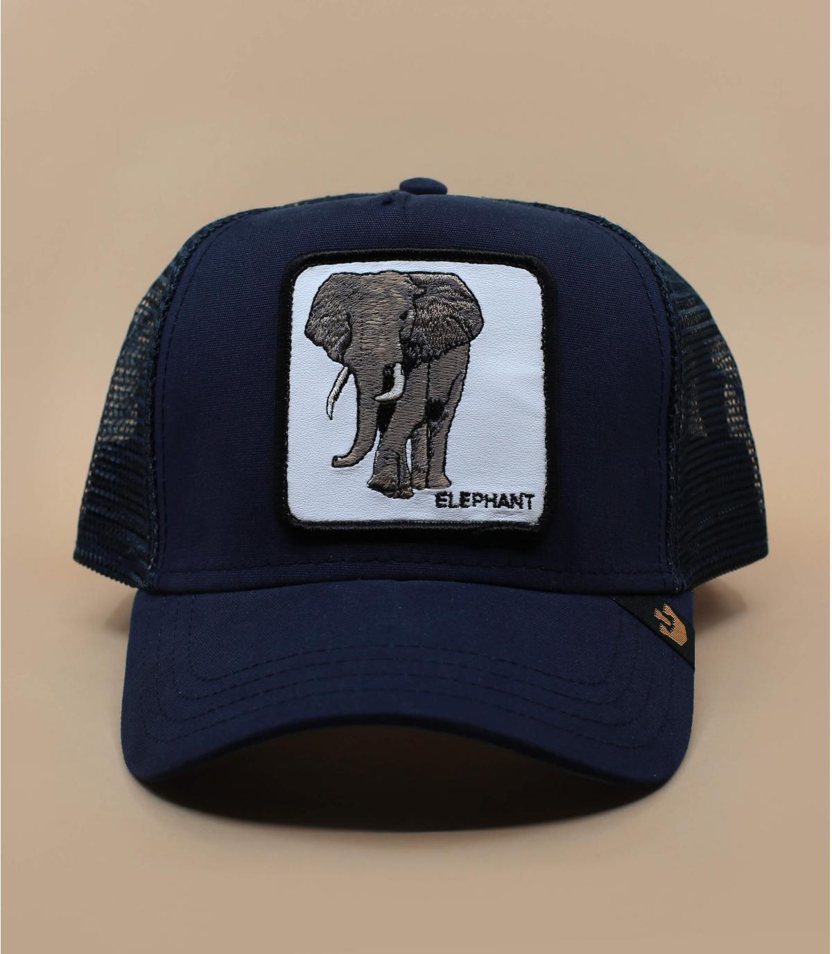 Détails Trucker Elephant - image 2