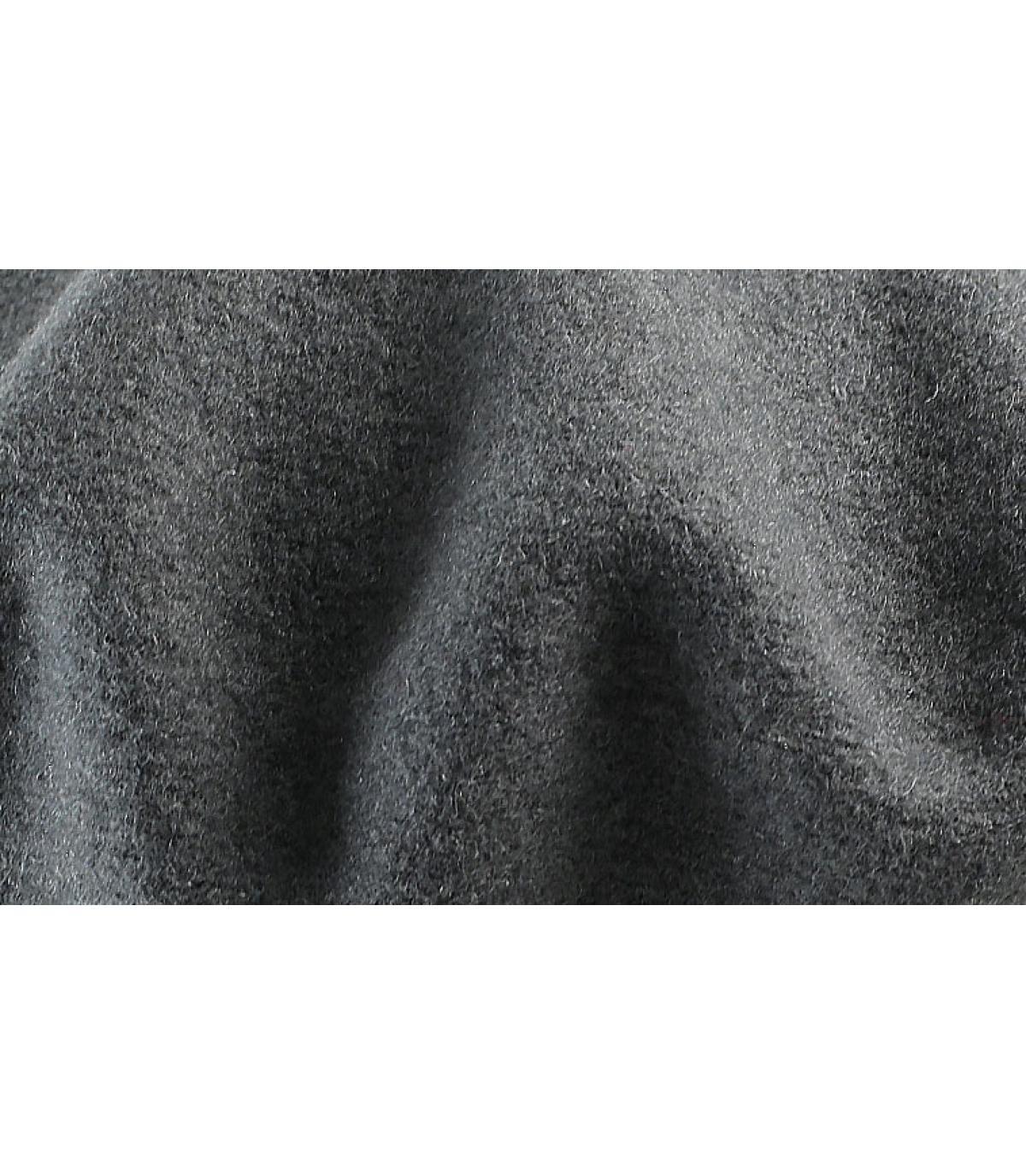 Détails Beret classique gris roche wm - image 3