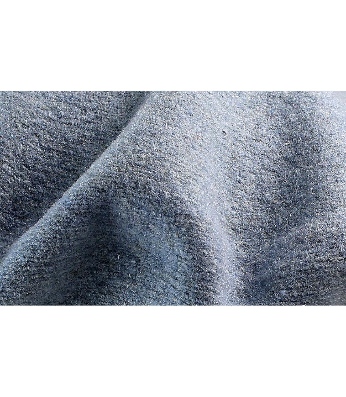 Détails Beret classique bleu crepuscule - image 3