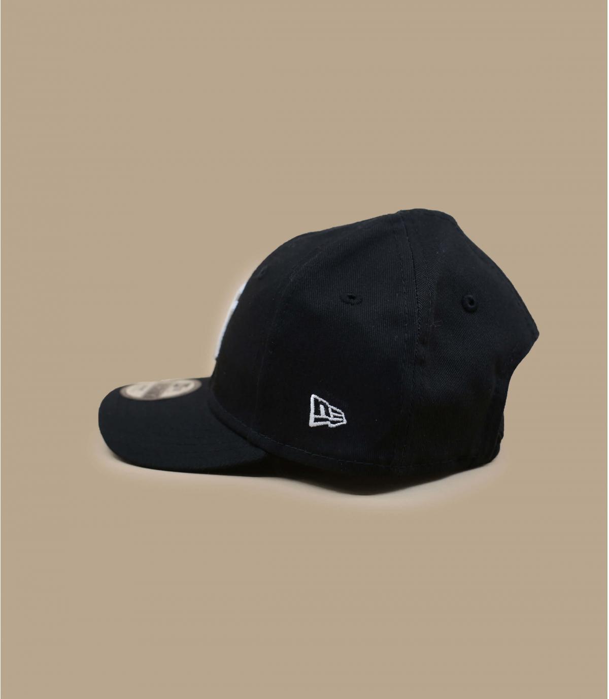 casquette NY bébé noir