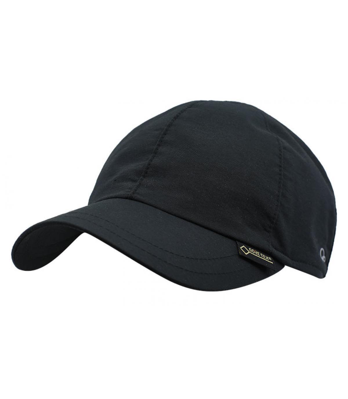 casquette Gore-Tex noir