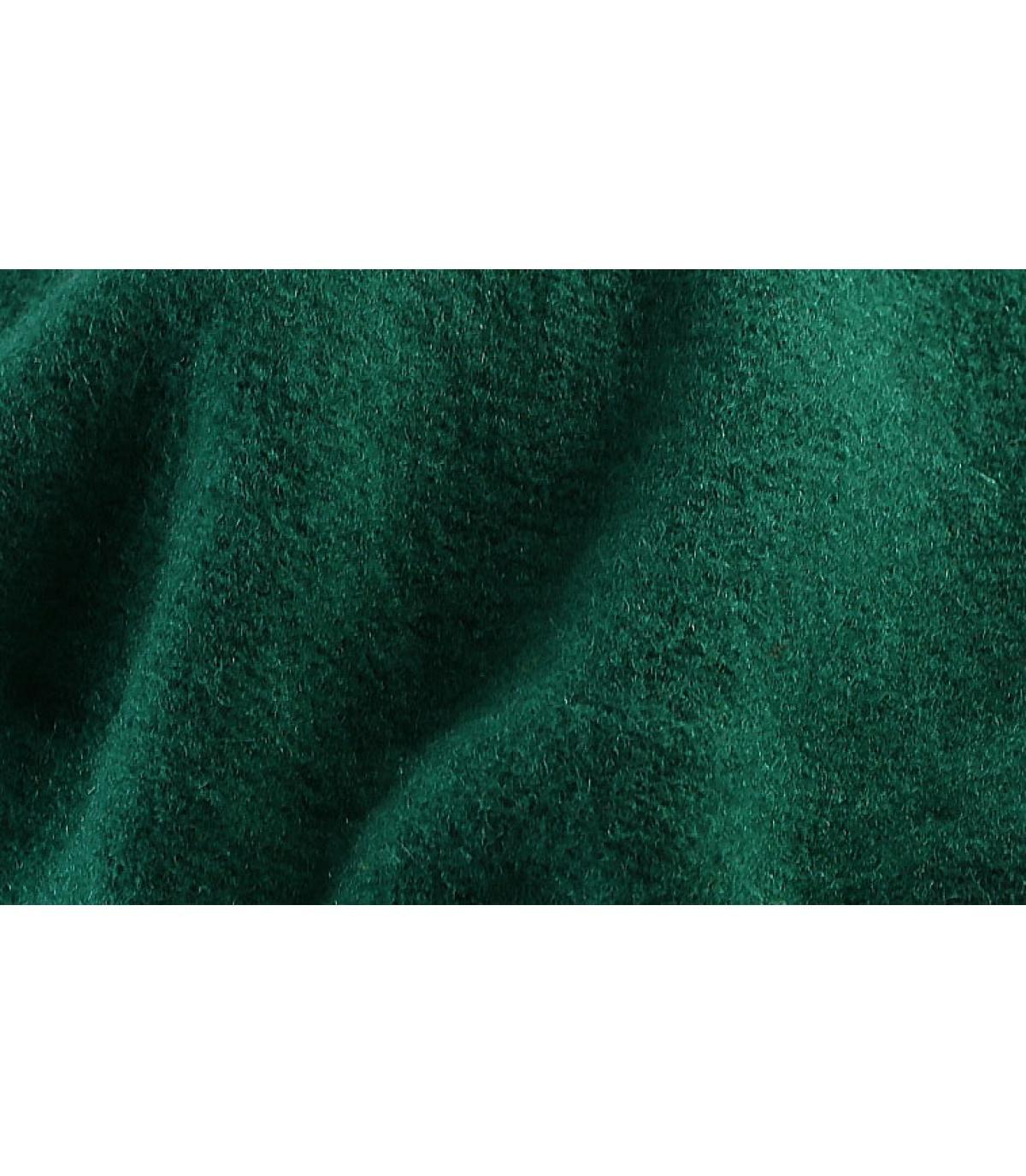 Détails Beret classique vert emeraude - image 3