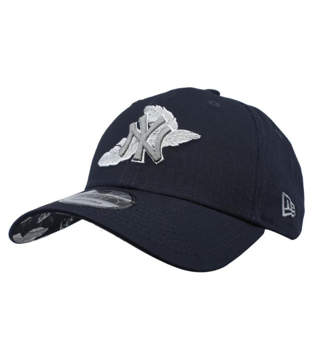Détails Casquette MLB Light Weight NY 9Forty navy gray - image 2