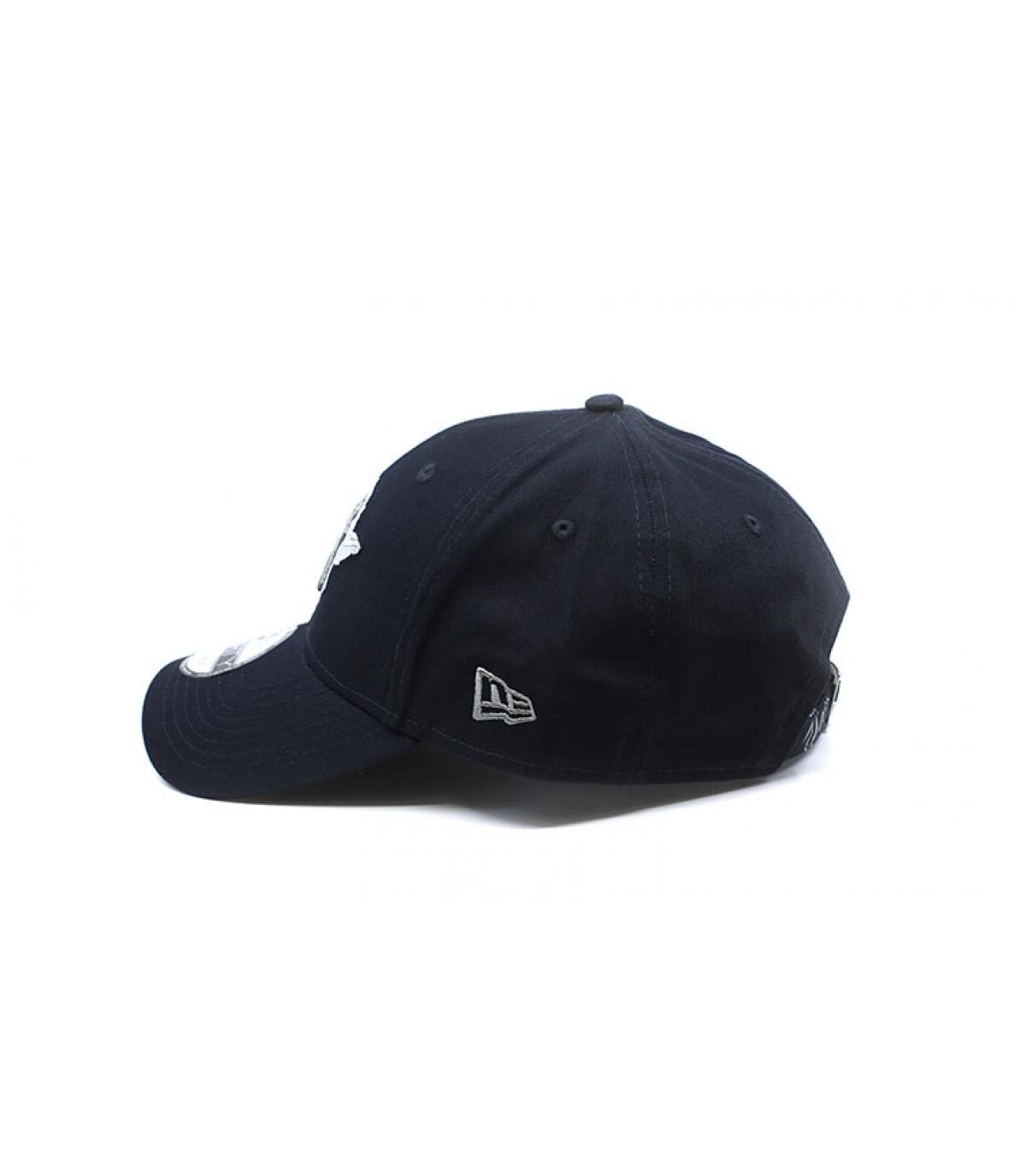 Détails Casquette MLB Light Weight NY 9Forty navy gray - image 4