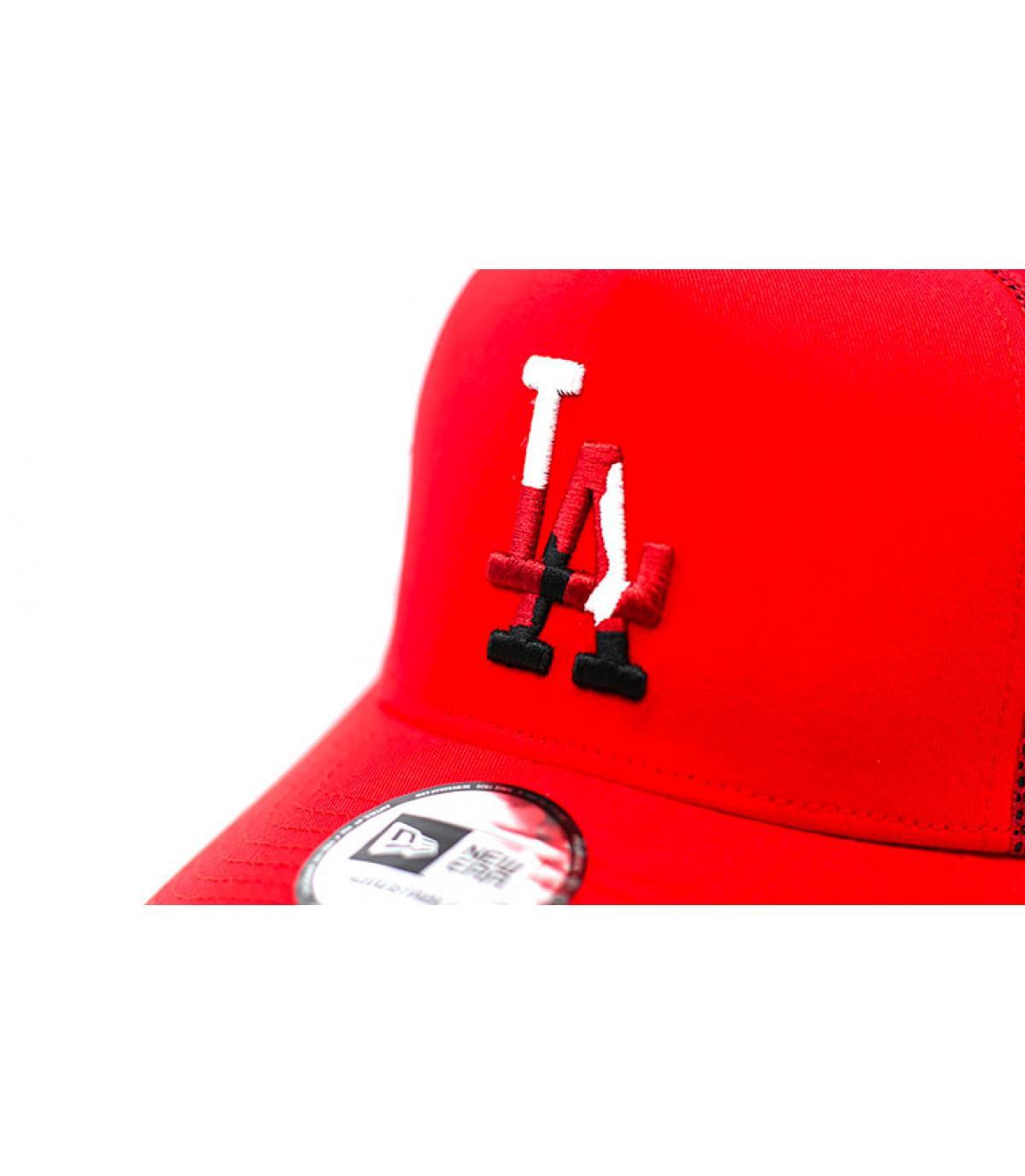 Détails Trucker Camo Infill LA red - image 3
