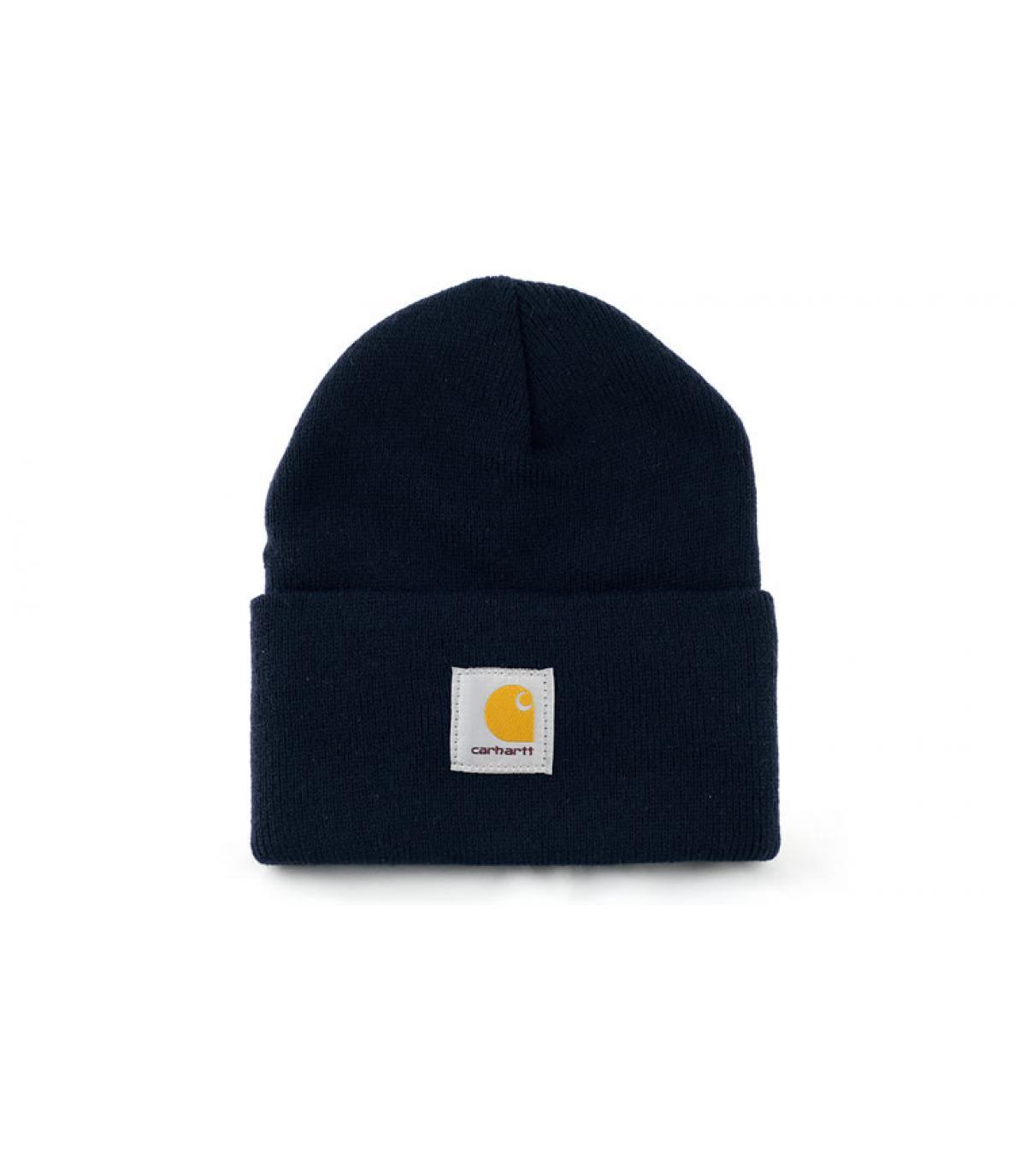 bonnet bleu carhartt