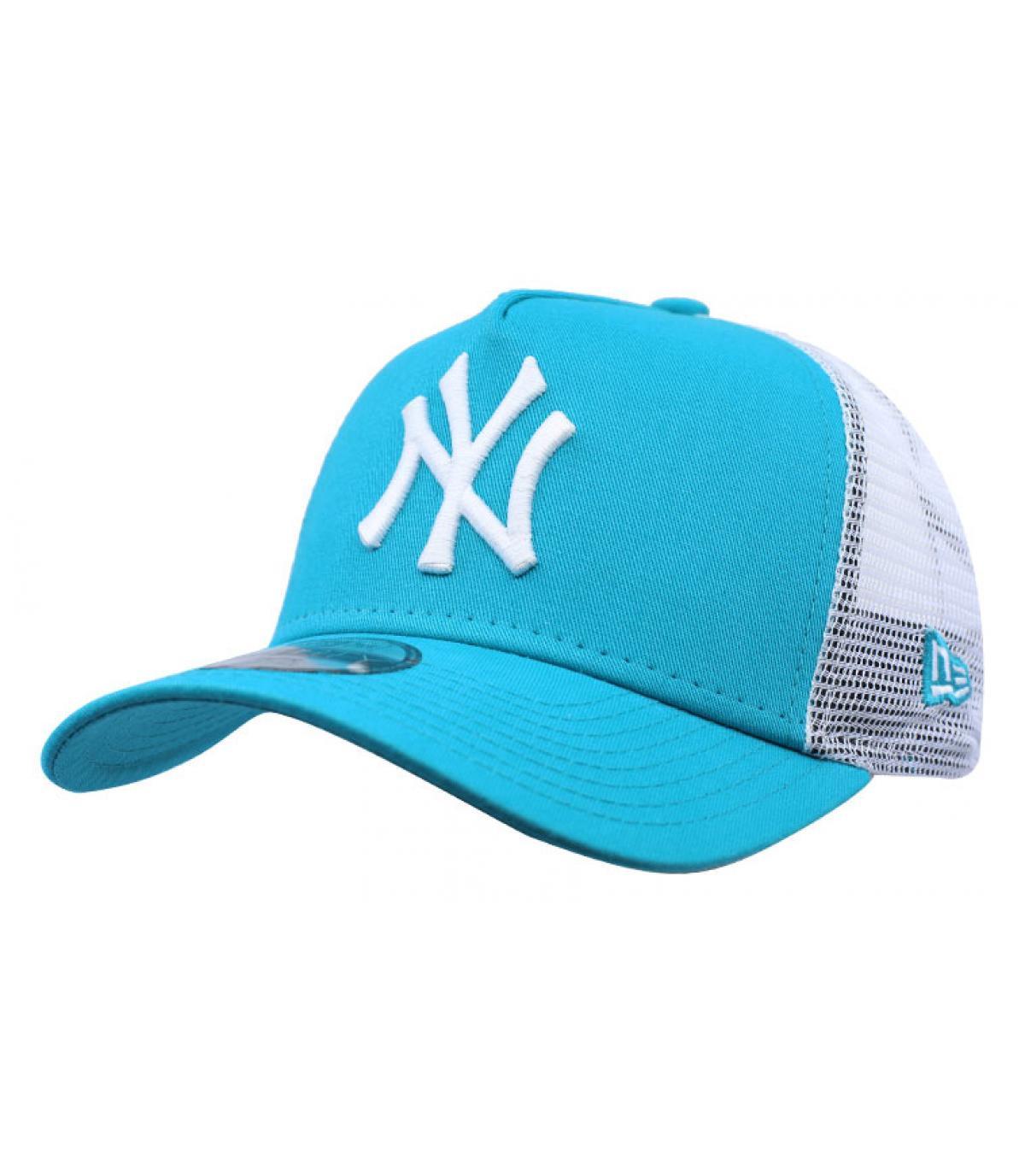 trucker enfant bleu NY