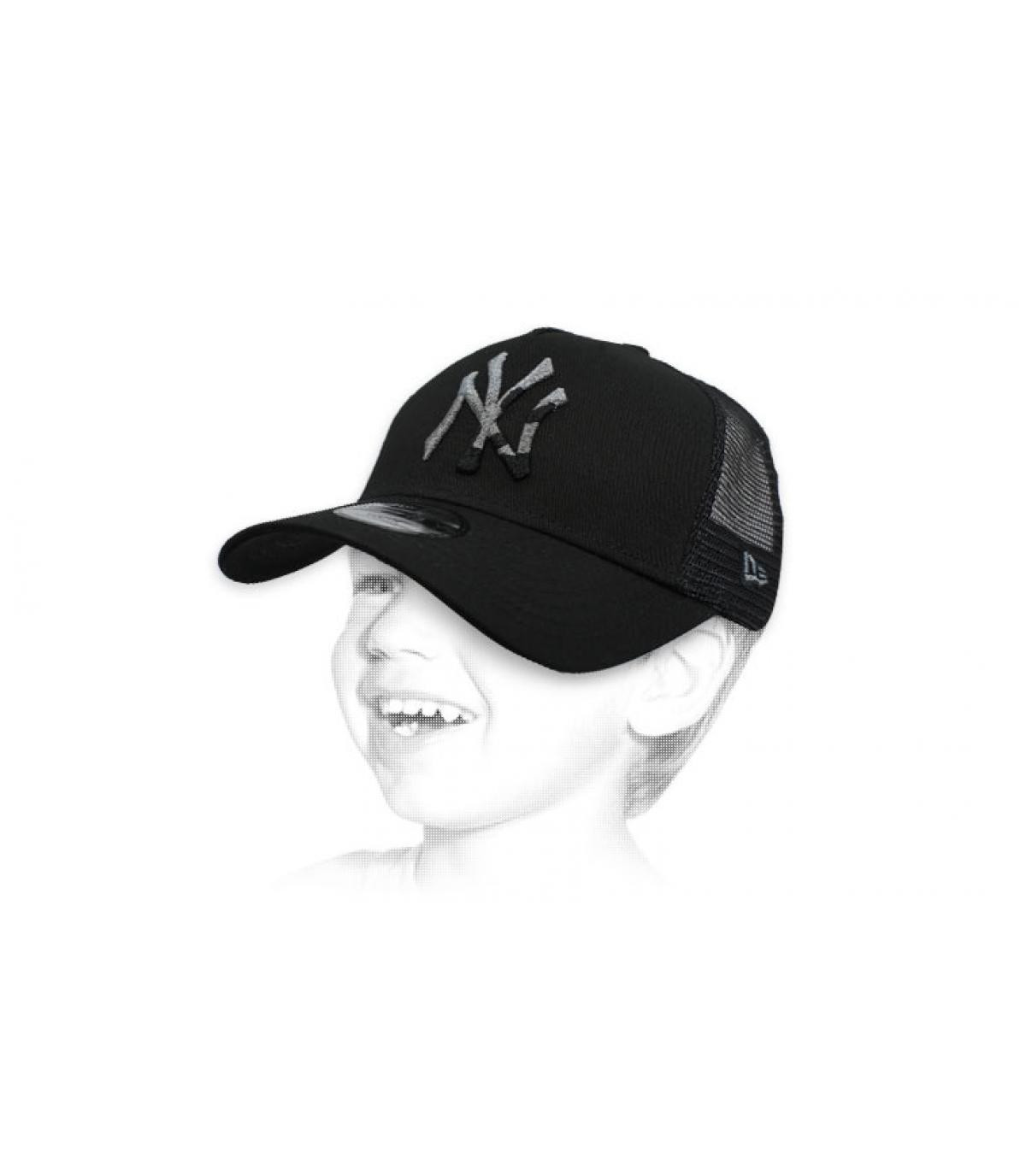 trucker enfant noir NY