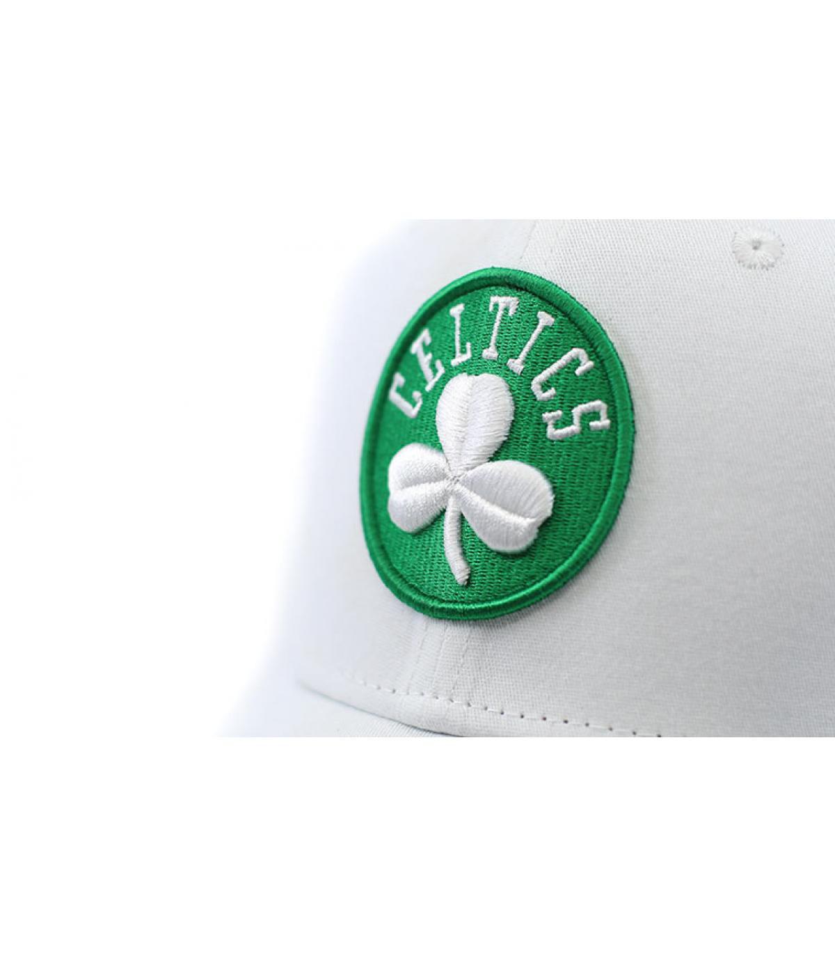 Détails Stretch Snap 9Fifty Celtics - image 3