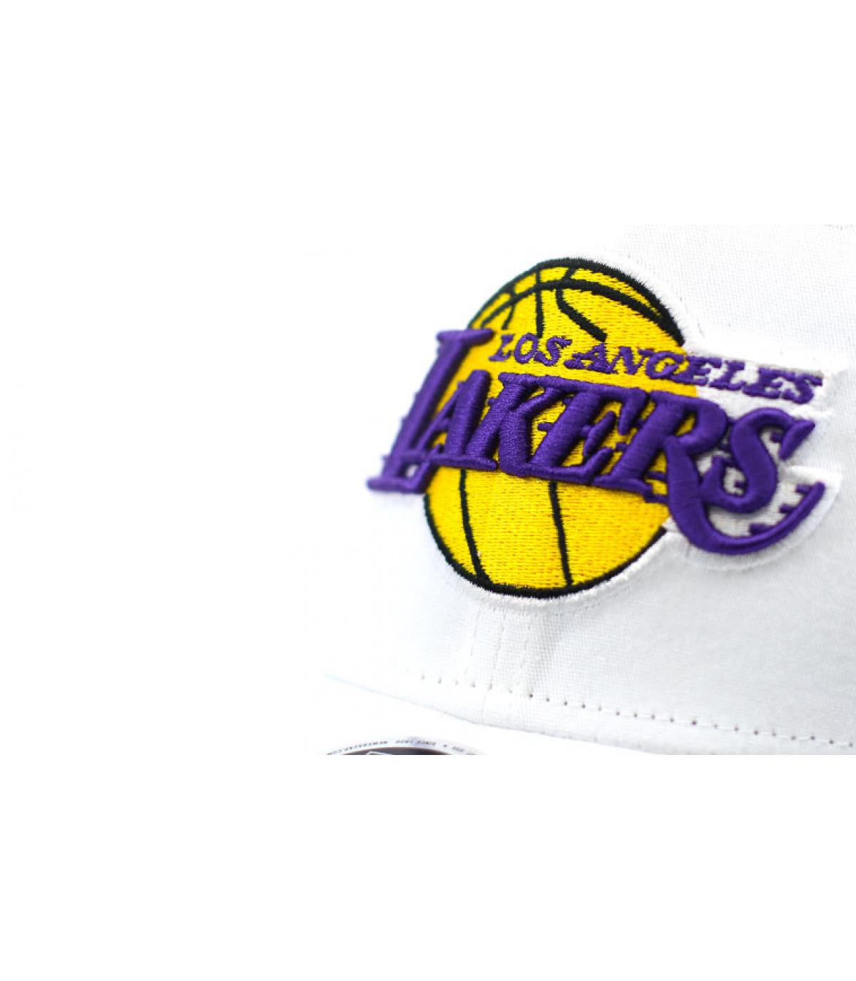 Détails Stretch Snap 9Fifty Lakers - image 3