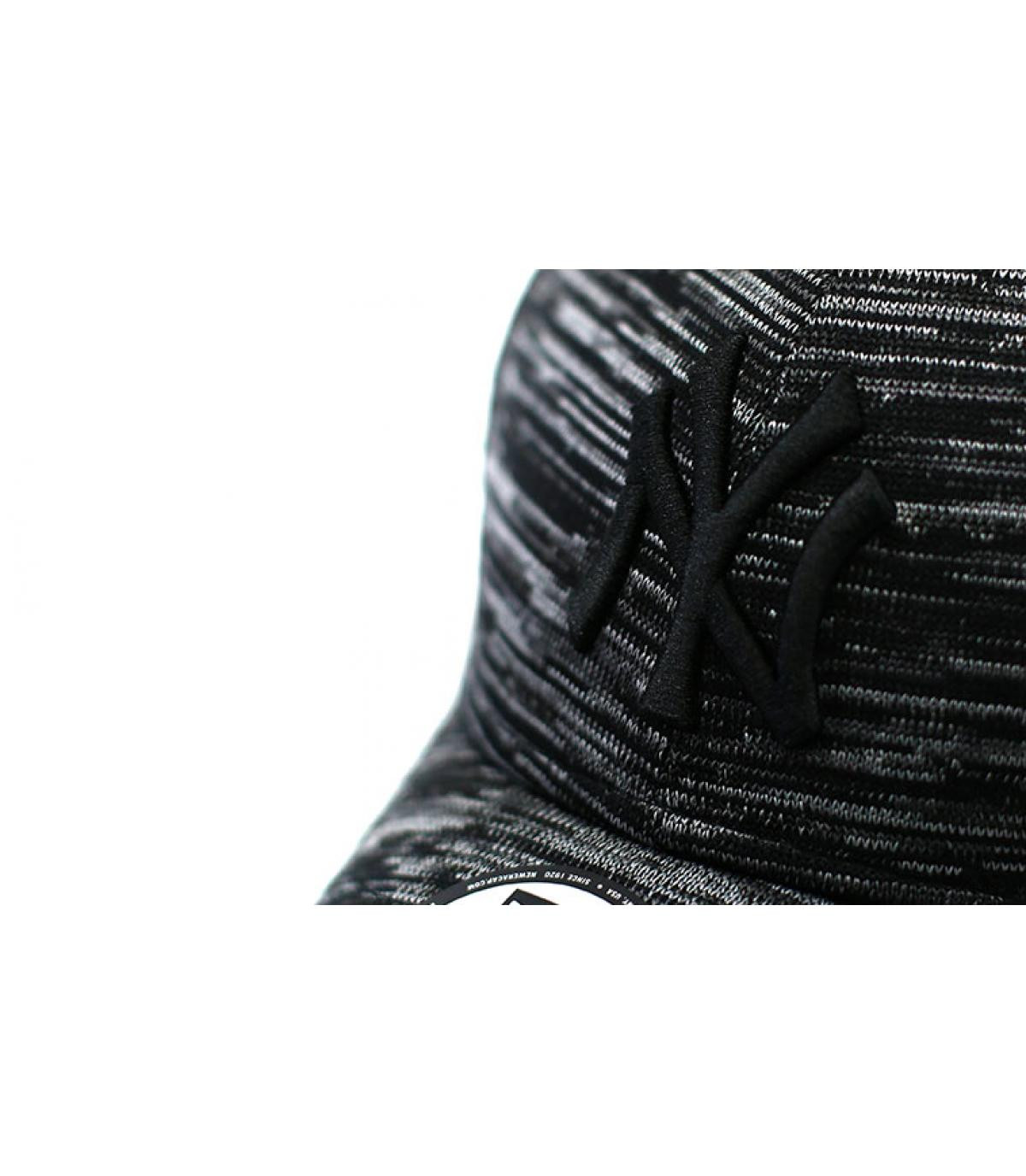 Détails Engineered Fit 9Forty NY graphite - image 3