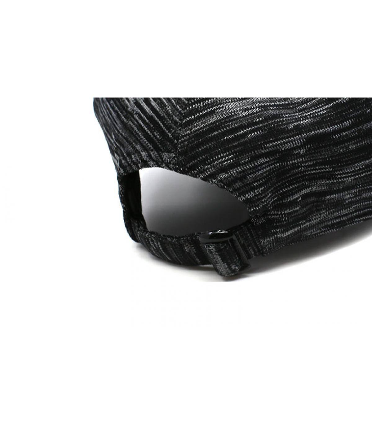 Détails Engineered Fit 9Forty NY graphite - image 5