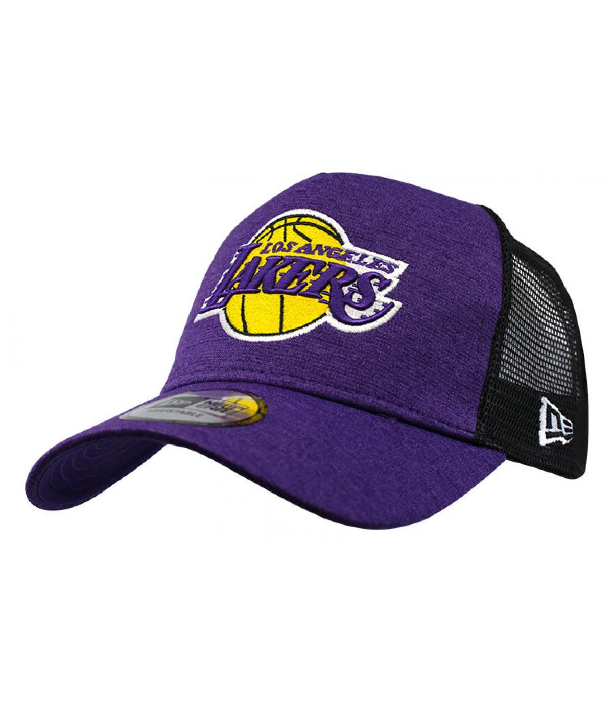 trucker Lakers violet