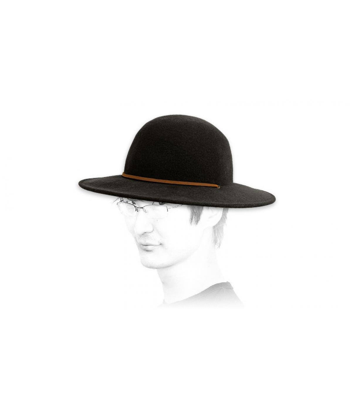 Détails Chapeau Tiller black - image 3