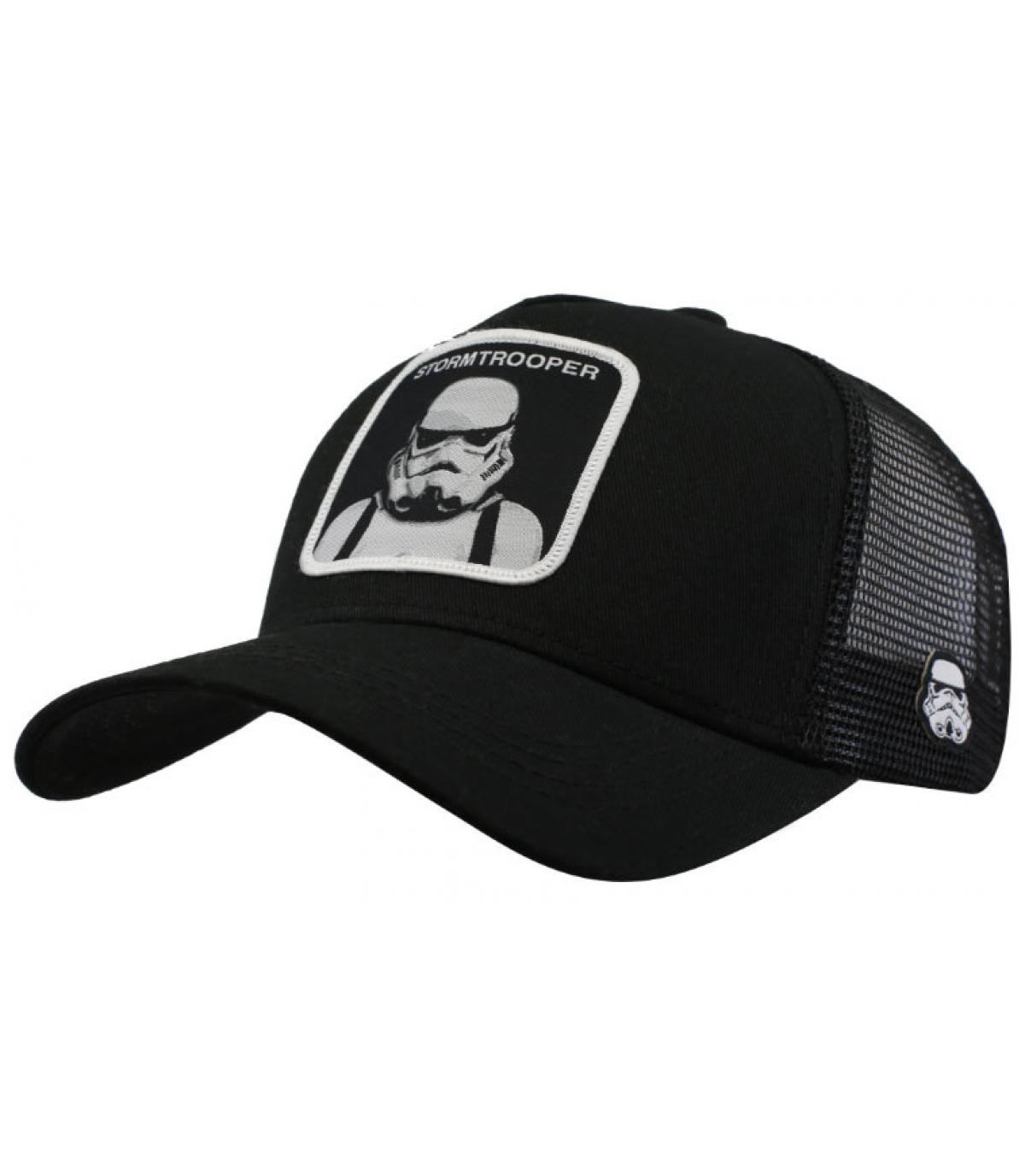 trucker Stormtrooper noir