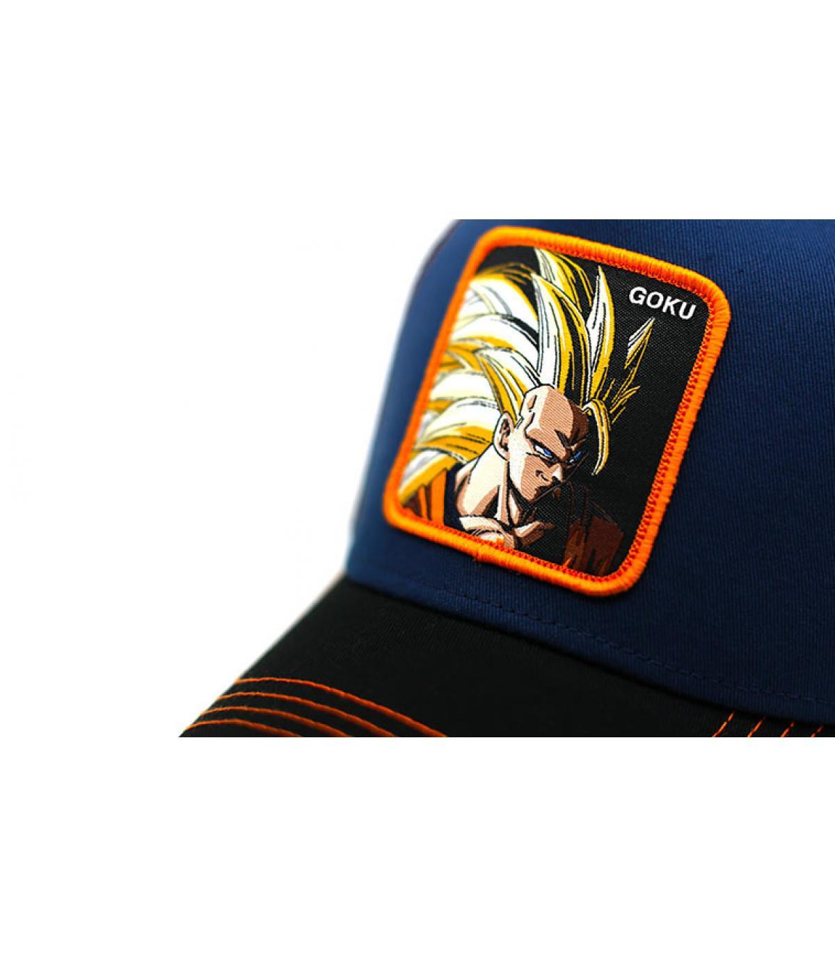Détails Trucker Son Goku Super Sayen 3 - image 3