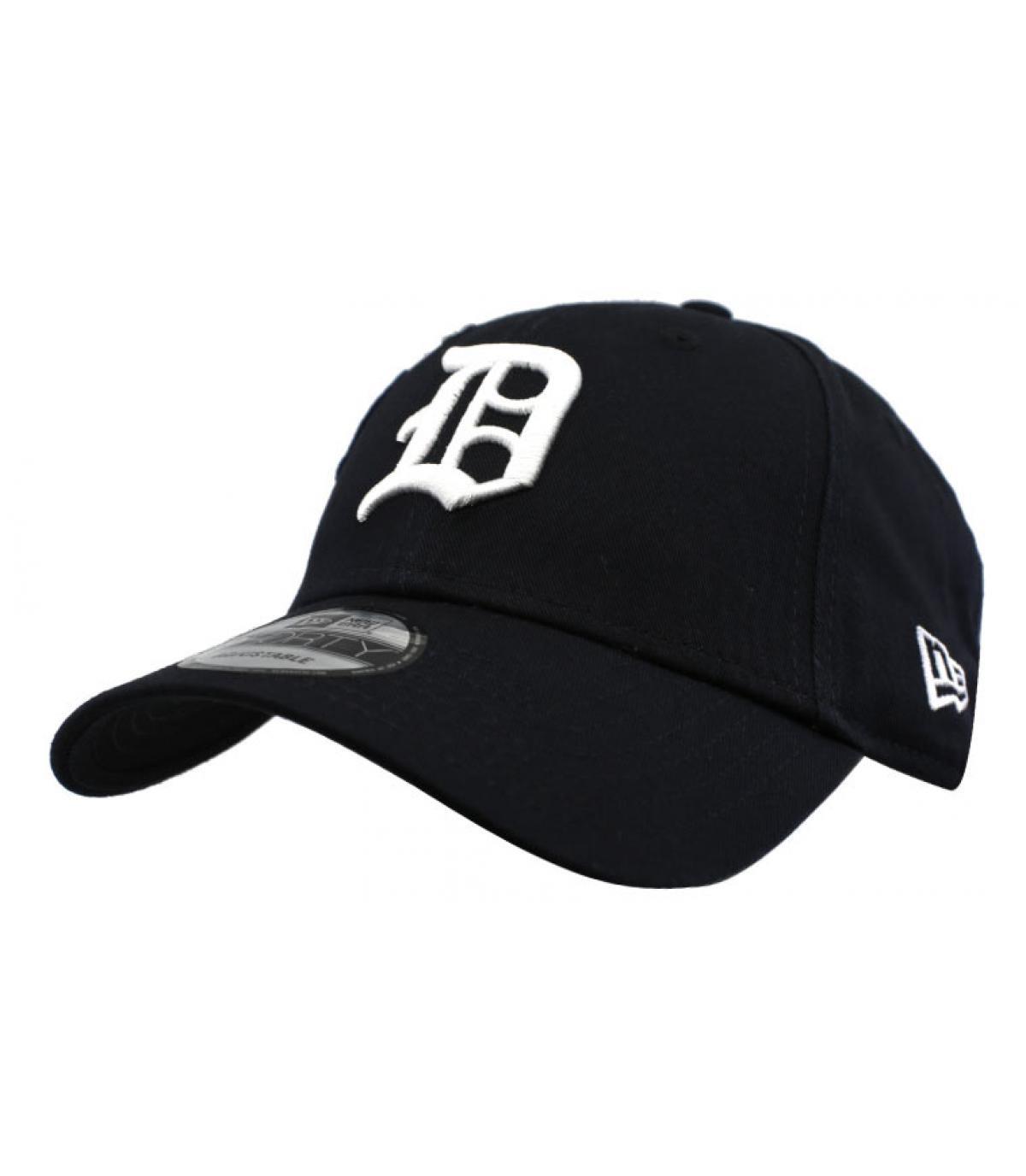 casquette D noir