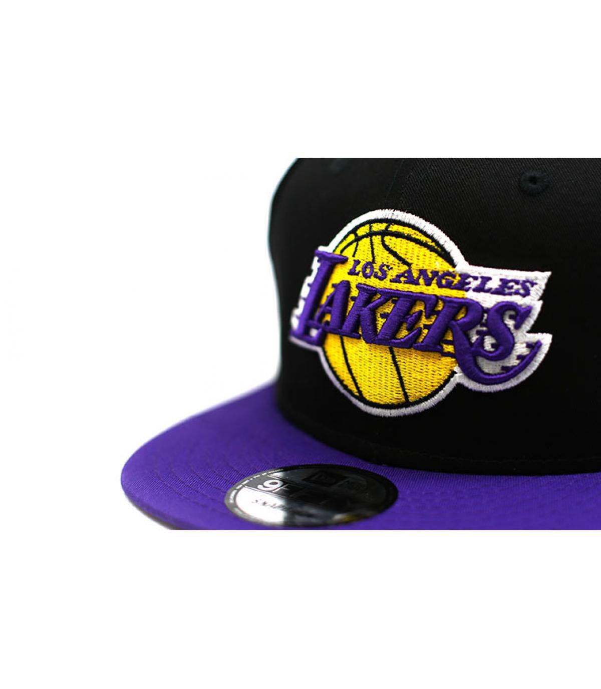 Détails Snapback NBA Lakers 950 - image 3