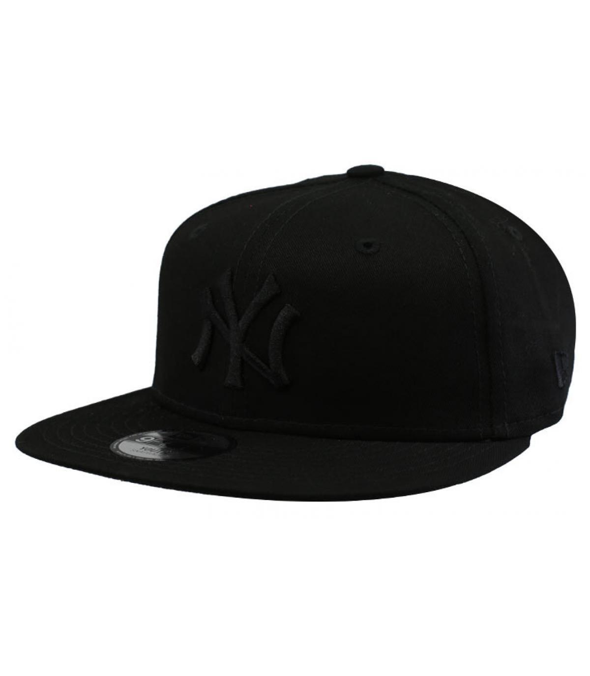 casquette enfant NY noir