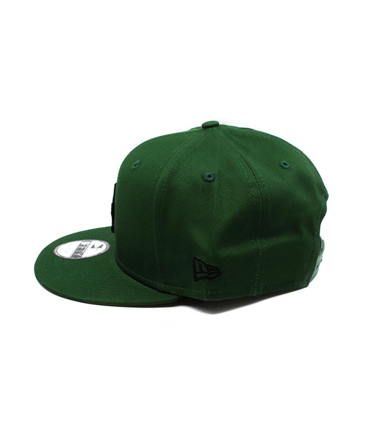 Détails Snapback League Ess LA 950 hooley green black - image 4