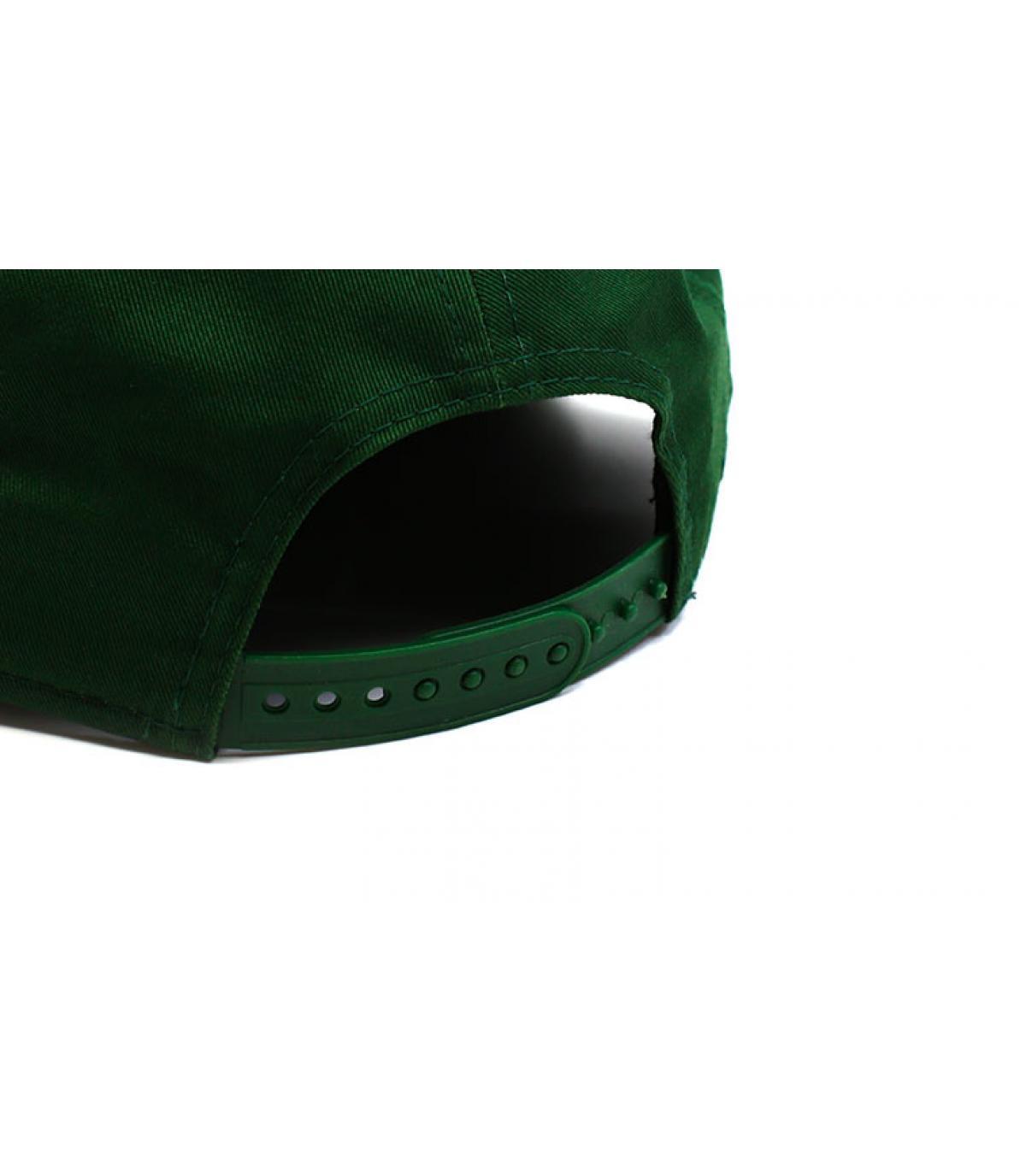 Détails Snapback League Ess LA 950 hooley green black - image 5
