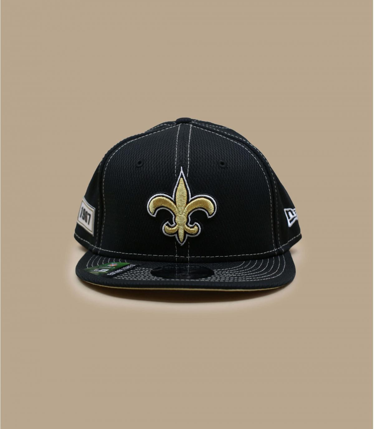 casquette Saints noir