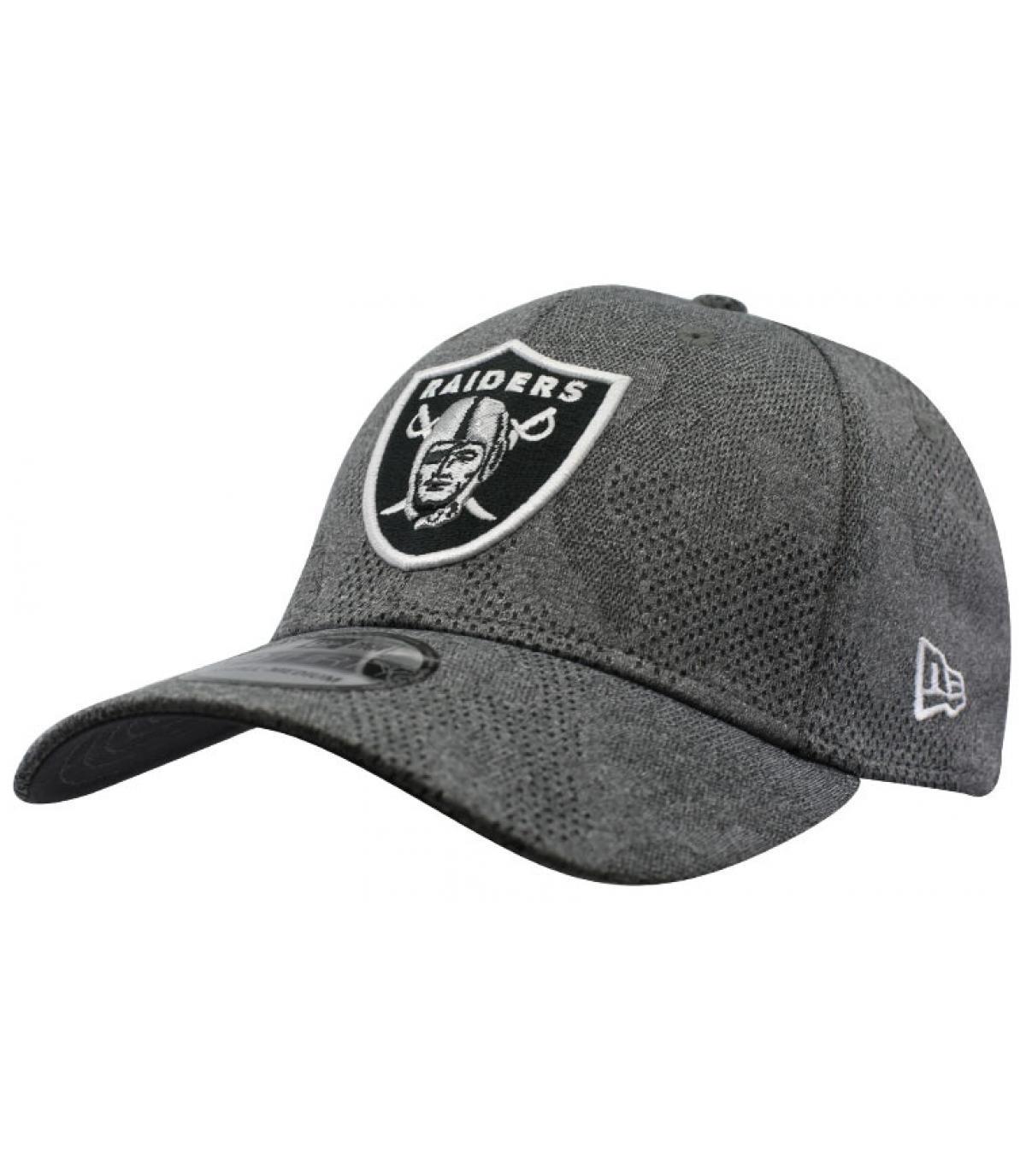 casquette Raiders gris noir