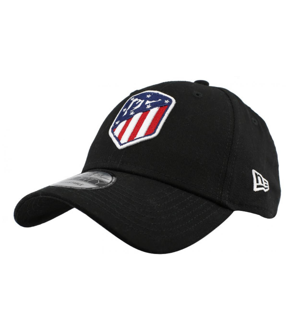 casquette Atletico Madrid noir