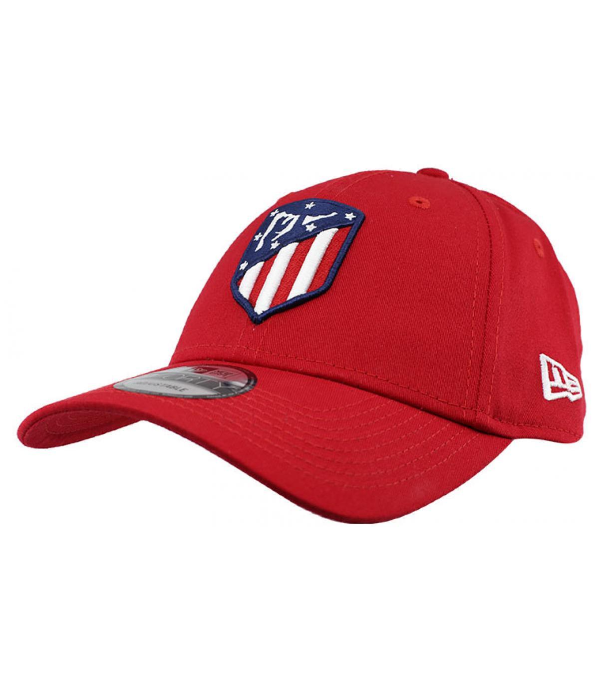 casquette Atletico Madrid rouge