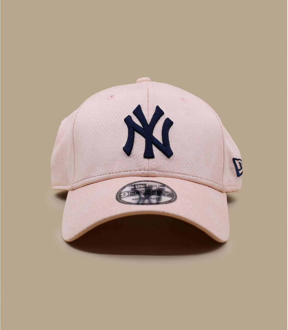 Détails Casquette Enginneered Plus NY 940 blush navy - image 2