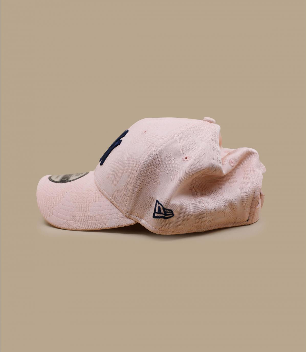 Détails Casquette Enginneered Plus NY 940 blush navy - image 3