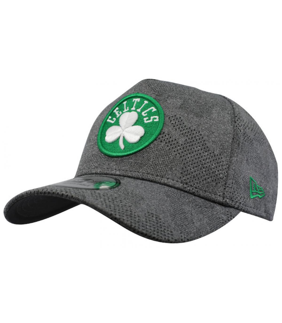 Détails Casquette Enginneered Plus Celtics Aframe black - image 2