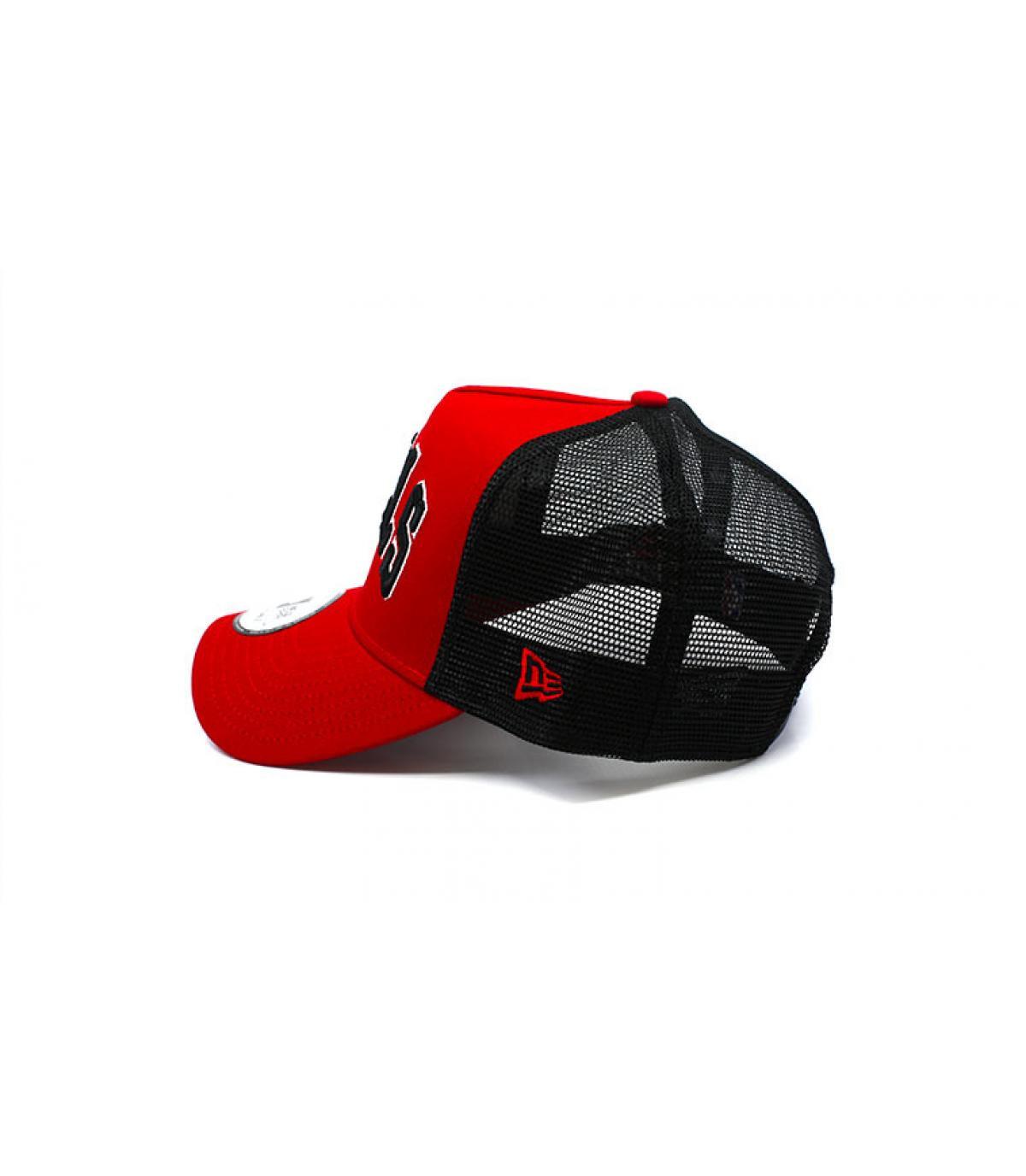 Détails Trucker Reverse Team Bulls - image 4