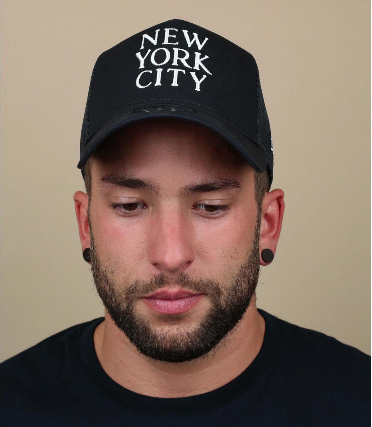 trucker New York noir