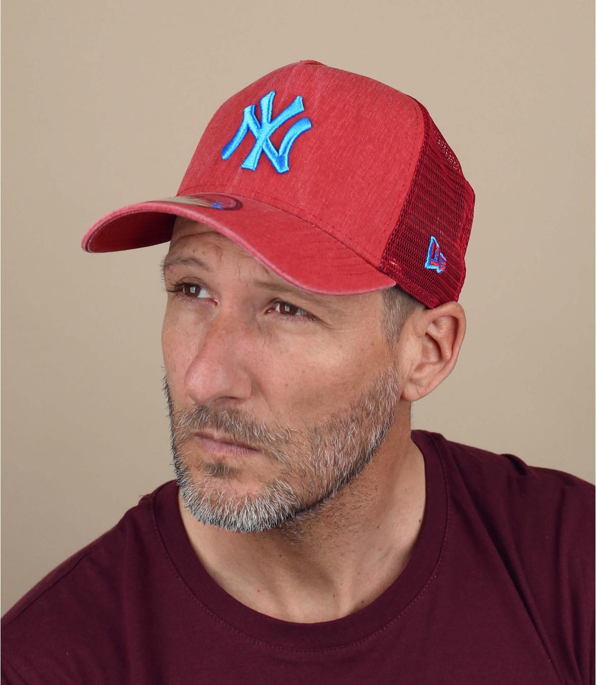 8ca5d35277644 Casquette rouge, casquette rouge homme, femme et enfant - Headict